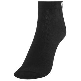 PEARL iZUMi Attack Low Socks Men 3-Pack Black